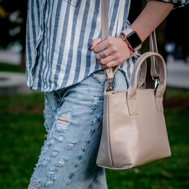 1336650ec0de Купить женскую сумку из натуральной кожи №90265G недорого в интернет ...