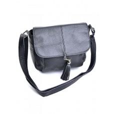 Женский кожаный клатч Parse №317 Черный