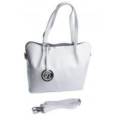 Женская сумка из кожи Parse №5083 Белый