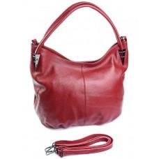 Женская сумка кожаная Parse №7100-6 красный