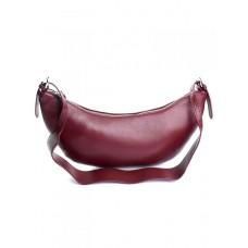 Женская сумочка из кожи Parse №80960 Темно-красный