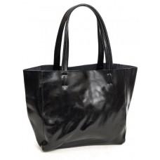 Женская сумка из натуральной кожи Parse №8333 черный