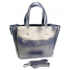 Женская сумка кожа Parse №8650 золото
