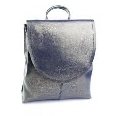 Женский рюкзак натуральная кожа Parse №8741 золото