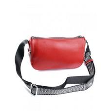 Женская сумка из кожи Parse №8786-9 Красный