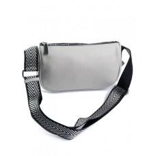 Женская сумка кожа Parse №8786-9 Серый