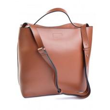 Женская сумка из кожи Parse №889 рыжий