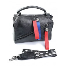 Женская сумка кожа Parse №89008 черный