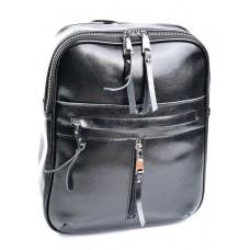 Рюкзак женский кожаный №8926-2 Черный
