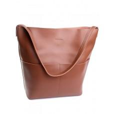 Женская сумка из натуральной кожи Parse №893 рыжий