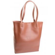 Женская сумка кожаная Parse №895 рыжий