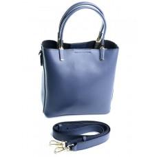 Женская сумка натуральная кожа Parse №901HK Синий