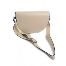 Женская сумка из кожи Parse №907 Бежевый