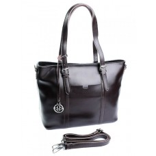 Женская сумка кожаная Parse №91399 Коричневый