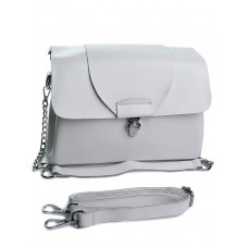 Женская сумка из натуральной кожи Parse №A2021 Белый