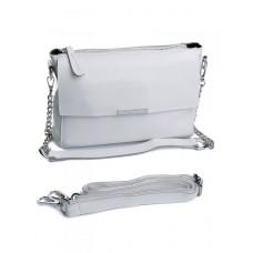 Женская кожаная сумка Parse №A2044 Белый