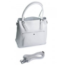 Женская сумка натуральная кожа Parse №A5051 Белый