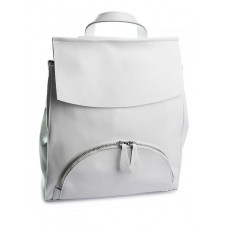 Рюкзак женский кожаный №A5063 White