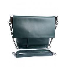 Женская сумка из натуральной кожи Parse №M-8322 зеленый