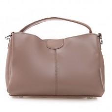 Женская кожаная сумка Alex Rai №1383 pink