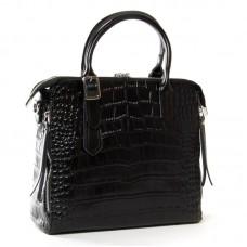 Женская сумка из натуральной кожи ALEX RAI 1543 black