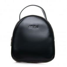 Клатч из натуральной кожи Alex Rai №2228 black