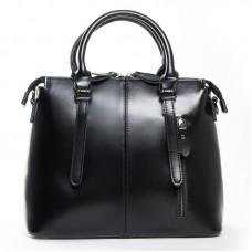 Женская сумка натуральная кожа Alex Rai 330 black