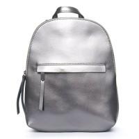 Рюкзак женский кожа Alex Rai №337 grey