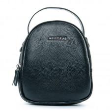 Кожаный женский клатч Alex Rai №3902-1 black