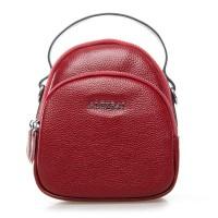 Клатч кожаный женский Alex Rai №3905-2 Бордовый