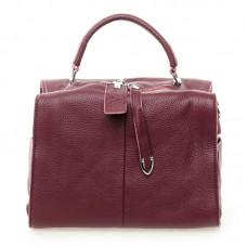 Женская сумка кожаная Alex Rai №7100 Бордовый