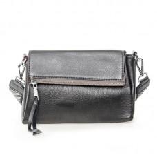 Женская сумка кожа Alex Rai №7114 Серебро