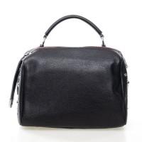 Женская сумка из кожи Alex Rai №7118 Черный