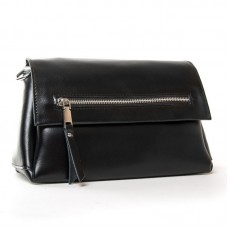 Женская сумка из кожи кросс-боди ALEX RAI 83112 black