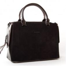 Женская сумка натуральная замша ALEX RAI 8542-1 brown