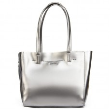 Женская сумка кожа Alex Rai №8630 grey