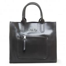 Женская сумка из натуральной кожи Alex Rai 8634 grey