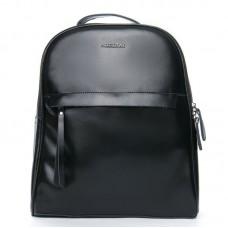 Женский рюкзак из натуральной кожи Alex Rai №8694-2 black