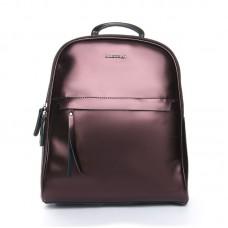 Кожаный рюкзак женский Alex Rai №8694-2 light-brown