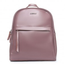 Женский рюкзак кожаный Alex Rai №8694-2 purple