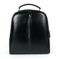Рюкзак женский кожаный Alex Rai 8694-3 black