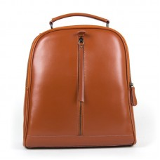 Женский рюкзак кожаный Alex Rai 8694-3 taupe