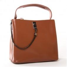 Женская сумка кожа ALEX RAI 8703 khaki