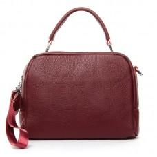 Женская сумка натуральная кожа Alex Rai №8731-9 Бордовый