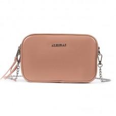 Клатч кожаный женский Alex Rai №8736-3 pink