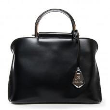 Женская сумка кожаная небольшая Alex Rai 8765 black