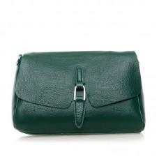 Женская сумка кожа Alex Rai №8778-9 Зелёный