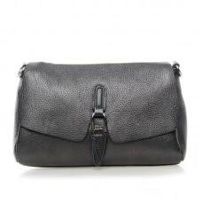 Женская сумка из натуральной кожи Alex Rai №8778-9 Серебро