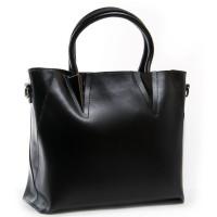 Женская сумка кожа ALEX RAI 8778 black
