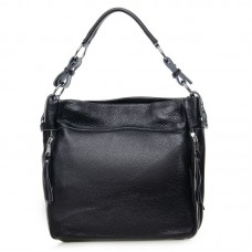 Женская сумка из кожи Alex Rai №8779-9 Черный